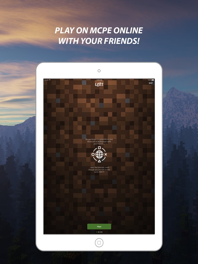 LEET Servers for Minecraft PE on the App Store