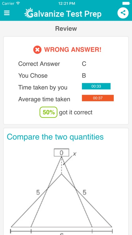 GRE® Test Prep by Galvanize screenshot-3