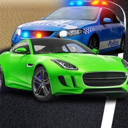 Police Chase Hot Car Racing Game of Racing Car 3D