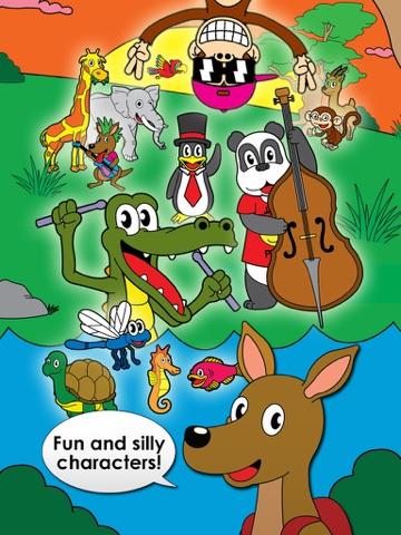 Дети Головоломка Животные Игры Для Детей, Малышей на iPad