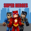 SuperHero Skin for マインクラフト,スキン 無料 for Minecraft - iPhoneアプリ