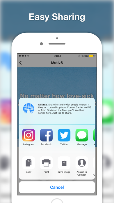 Motiv8 Insta Quote Creator Add Text on Your Imagesのおすすめ画像3