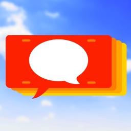 Plext: License Plate Messaging
