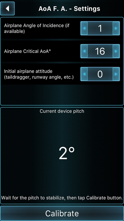 AoA Flight Assistant screenshot-4