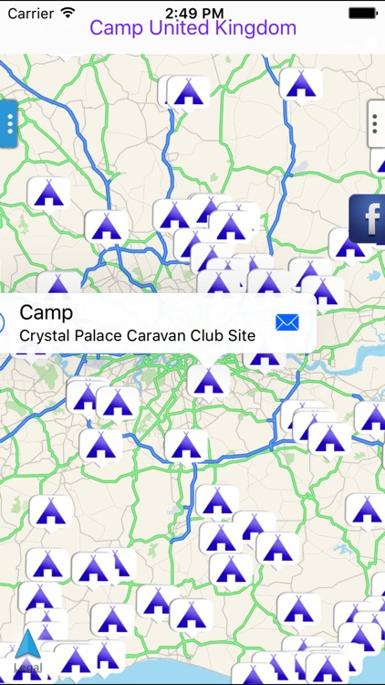Camp United Kingdom