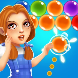 Bubble Shooter for Wizard of Oz