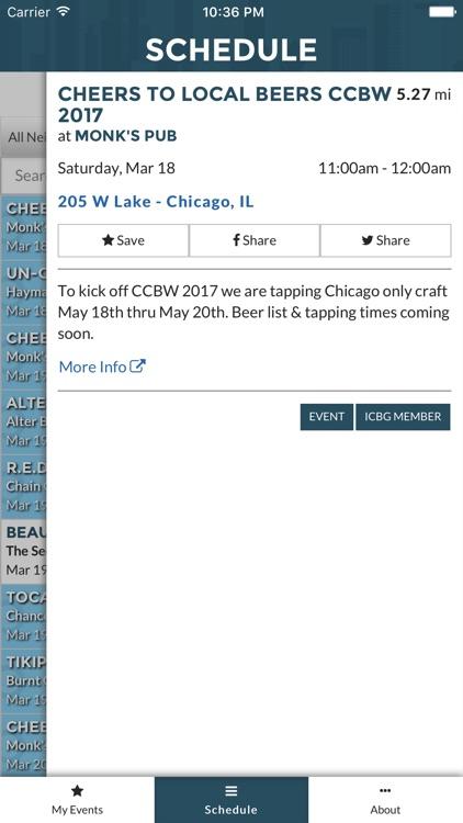 Chicago Craft Beer Week 2017