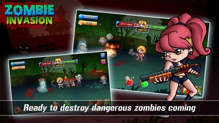 Zombie Invasion 1.0