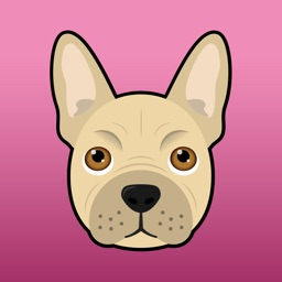 FrenchieMoji: French Bulldog Emojis