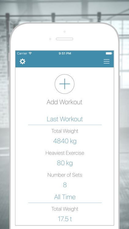 GymLog - Simple Workout Fitness Tracker screenshot-0