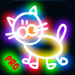 Kids Doodle - Neon Doodle & Draw Pro