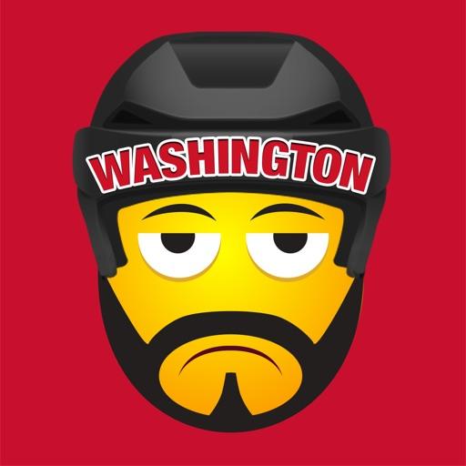Washington Hockey Stickers & Emojis