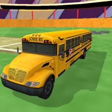 Activities of Cricket Stadium School Bus Sim 2017