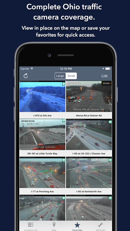 Ohio Roads - Traffic Reports & Cameras screenshot-3