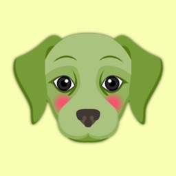 Animated St. Patrick's Day Labrador Stickers