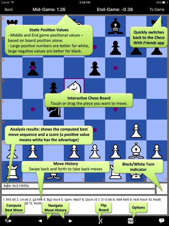 Chess Cheats (Original) Скриншоты9