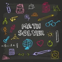 Math Solver Plus - Quiz to Train Algebra Fast