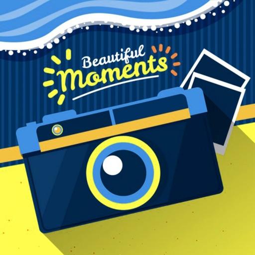 Beautiful Moment Camera application logo