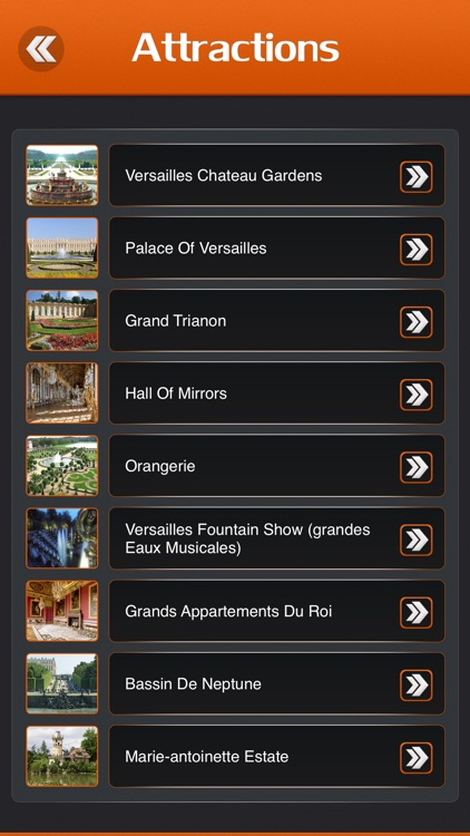Versailles Travel Guide screenshot-4