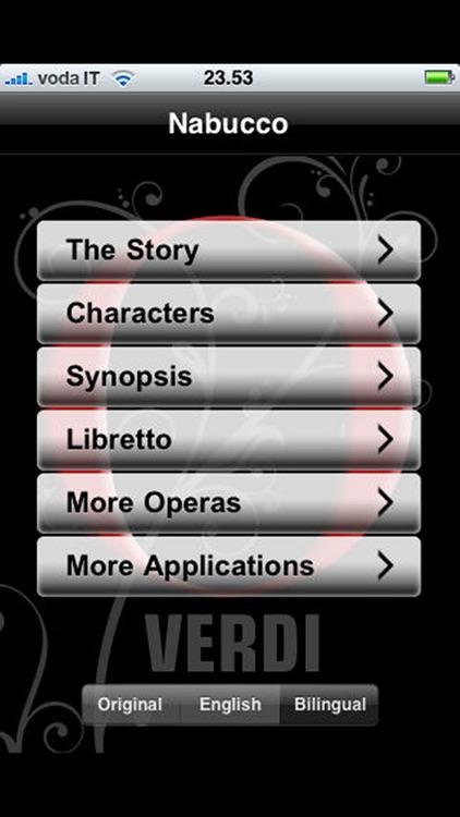 Opera: Nabucco