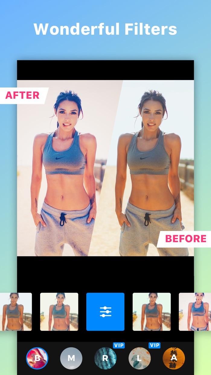 POTO - Photo Collage Editor Screenshot