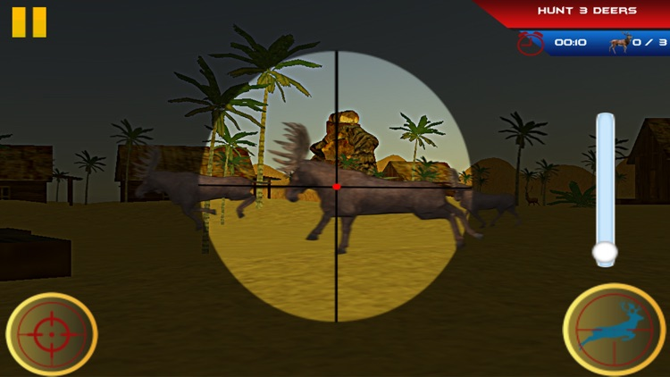 Deer Hunting 2017 Pro: Ultimate Sniper Shooting 3D screenshot-3