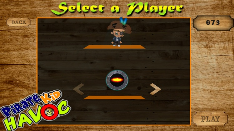 Pirate Kid Havoc Free: Fun Shooting Games For Kids screenshot-3