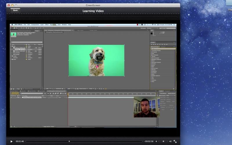 Green Screen screenshot 2