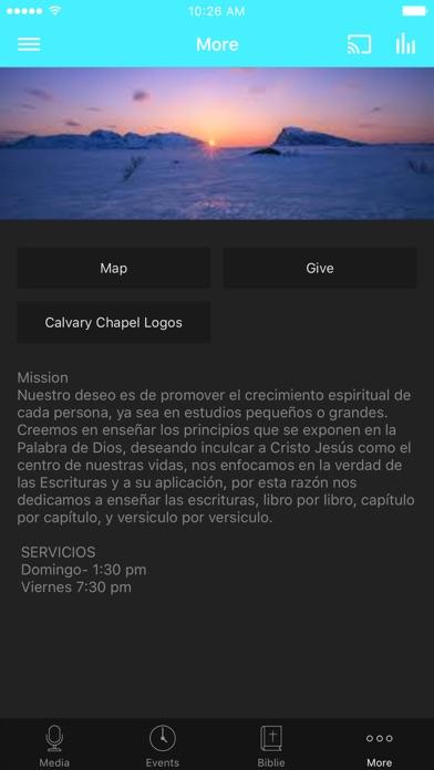 Calvary Chapel Logos screenshot 3
