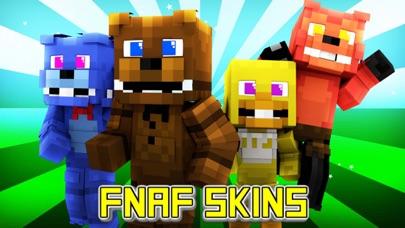 BEST FNAF SKINS FREE For Minecraft Pocket Edition App Data Review - Skins para minecraft pe de fnaf