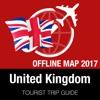 英国 旅游指南+离线地图