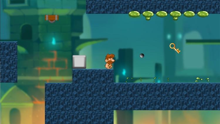 Super BiSon Jungle Adventure screenshot-4