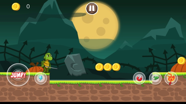 Turtle Adventure - Ninja World screenshot-4