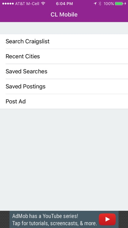 CL Mobile - Classifieds for Craigslist app image