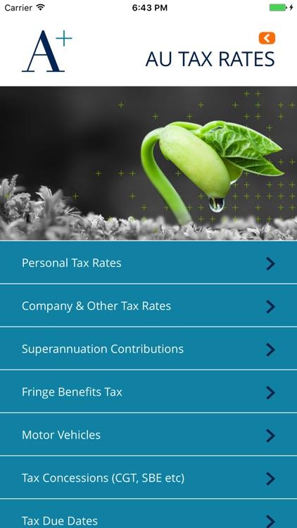 Accru Tax Guide