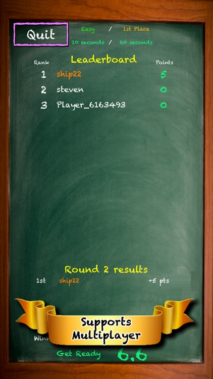 Fun Math - Brain Training screenshot-3