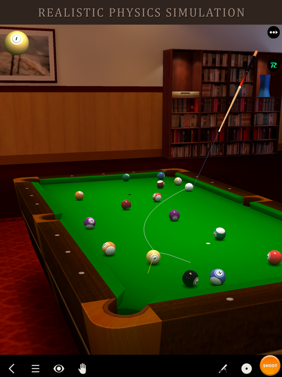 Pool Break - 3Dビリヤードやスヌーカーのおすすめ画像2