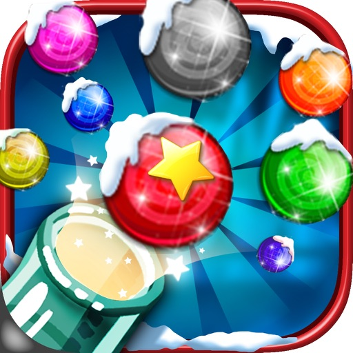 Christmas - Bubble Shooter