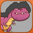 Dinosaur Shadow Puzzle Games for kids icon