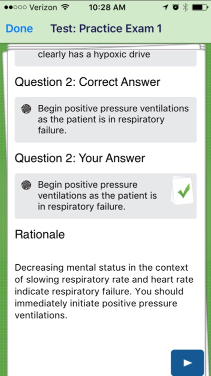 Paramedic Assessment Review screenshot-3