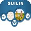 Guilin China Offline City Maps Navigation