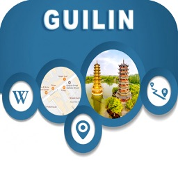 Guilin China Offline City Maps Navigation