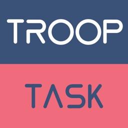 TROOP TASK By Tvisha