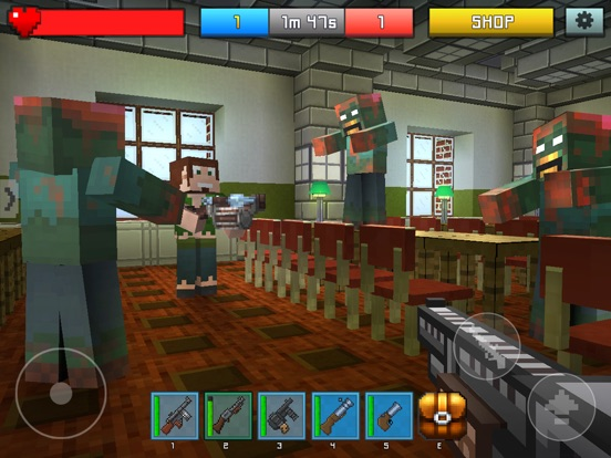 Игра Hide And Seek - Pocket Edition