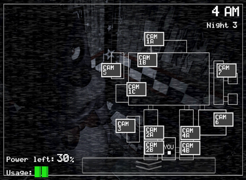 Screenshot of Five Nights at Freddy s