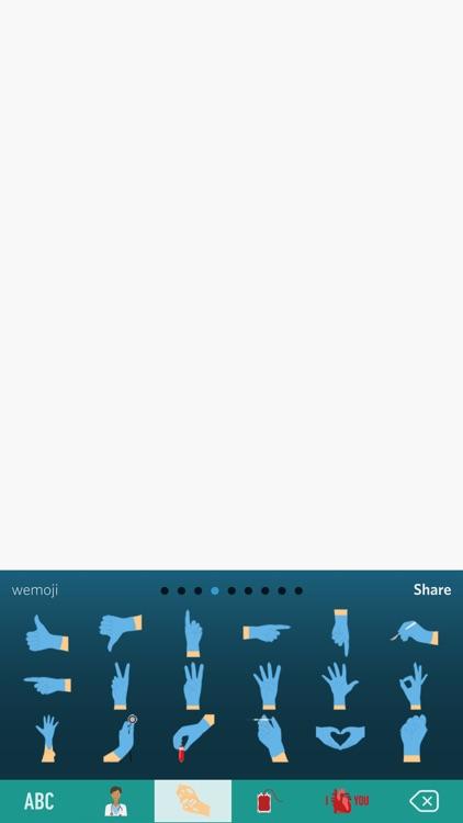 Medical emojis screenshot-3