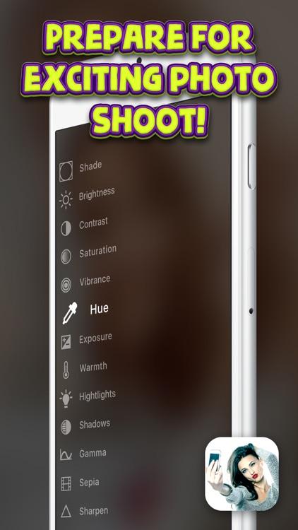 Selfie Camera Effects – Photo Editor screenshot-3