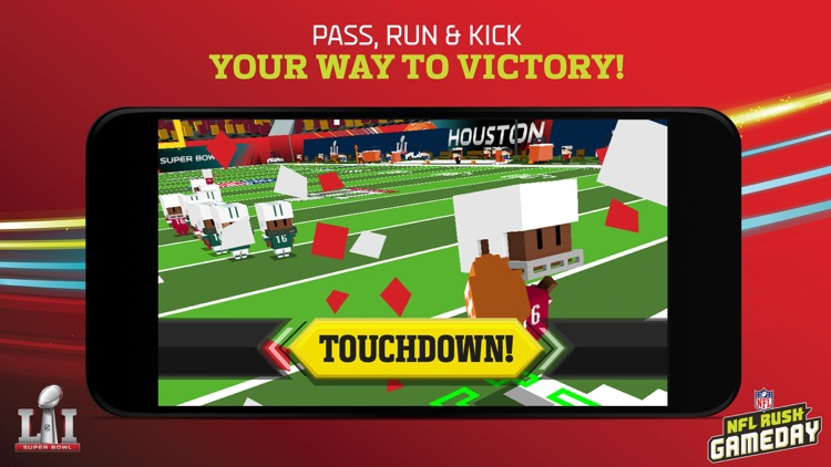 NFL Rush Gameday screenshot-4