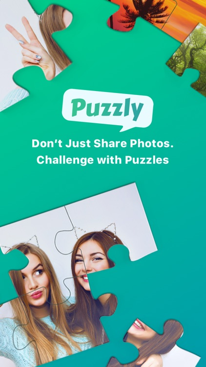 Puzzly – Random Puzzles from Beautiful Photos