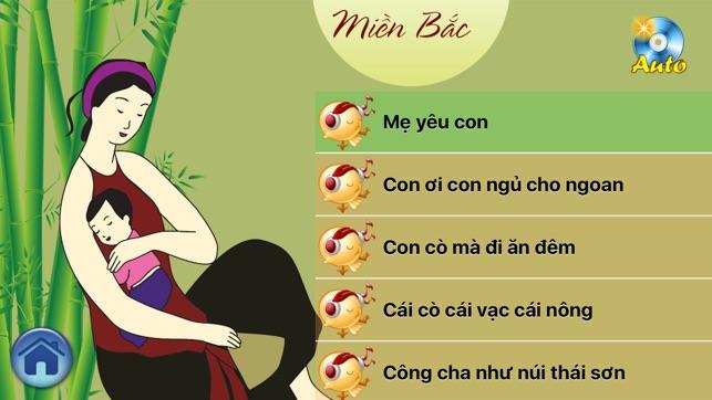 Ru Con Ba Miền, Nhạc Cho Bé - Hát Ru Bé Ngủ